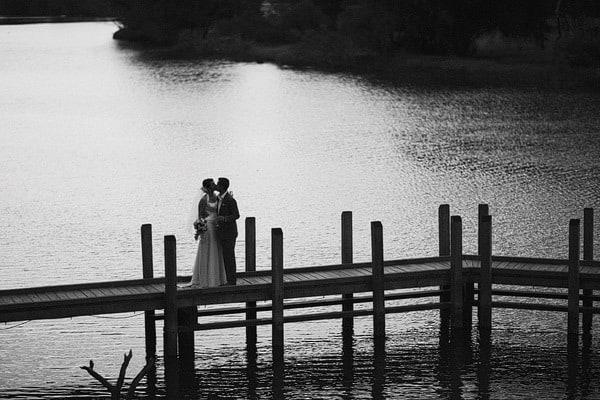 Swan River Wedding