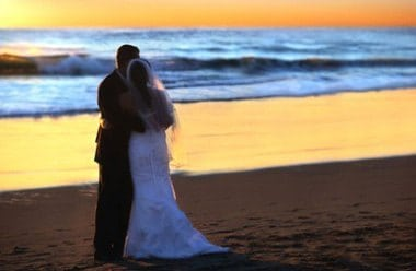 Cable Beach Wedding